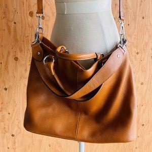 Kattee Leather Crossbody/Shoulder Handbag
